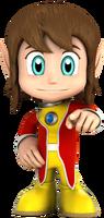 SASASR Character Alex