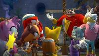 SB S1E38 Eggman announcement Team Sonic