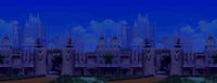 Savannah Citadel - Night Background (Mobile)