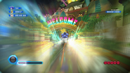 Sonic Colors - Air Boost