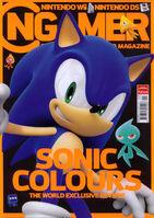 Sonic Colors Magazine