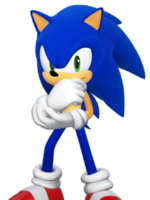 TSR story Sonic 5