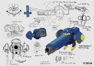 Aero Cannon koncept
