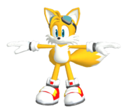 Free Riders Model Tails