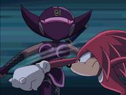 Lady Ninja vs Knuckles ep 17