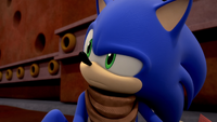 SB S1E22 Sonic you're welcome