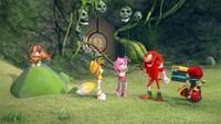 SB S1E22 Team Sonic Cubot Orbot 2