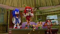 SB S1E50 Team Sonic messy