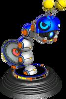 Sonic Generations Sandworm Statue