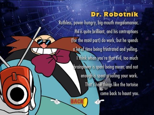 Doktor Robotnik (Sonic the Hedgehog: The Movie)/Galeria