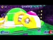 Sonic Rivals - Egg Turtle Gameplay (PPSSPP)