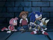Sonic X ep 19 20