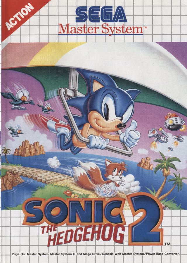 Sonic the Hedgehog 2 (8-бит)