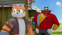 Tommy Thunder and Eggman