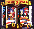 Twin 2 Pack Sonic CD Sonic & Knuckles Collection