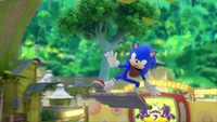 S1E41 Sonic air glide