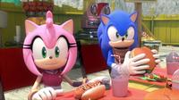 SB S1E23 Amy Sonic Meh Burger