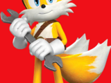 """Miles """"Tails"""" Prower (Sonic Boom)"""