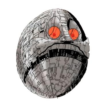 Death Egg (Pre-Super Genesis Wave)