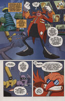 Sonic X Issue 1 Page 5
