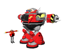S4EI Model DeathEggRobot