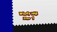 Windy Hill A1 Title Card Wii U