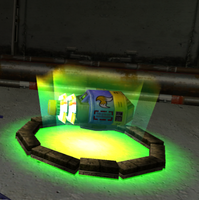 Laserblaster tails sa2