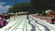 Sonic & SEGA All-Stars Racing-Ryo trailer