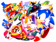 Sonic Screen Saver art 29