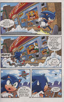 Sonic X issue 31 page 5