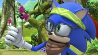 SB S1E44 Hipster Sonic pink orchid