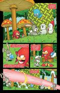 Sonic 30th One Shot preview 5