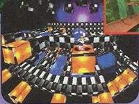 Sonic X Galaxy Fortress