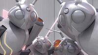 S1E46 Bee bots sleep