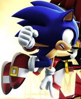 SF 3D art vs Sonic alt