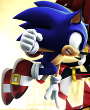 SF 3D art vs Sonic alt