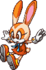 Sonic Advance 2 Cream the Rabbit 2