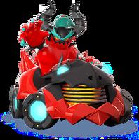 Sonic Racing Zavok