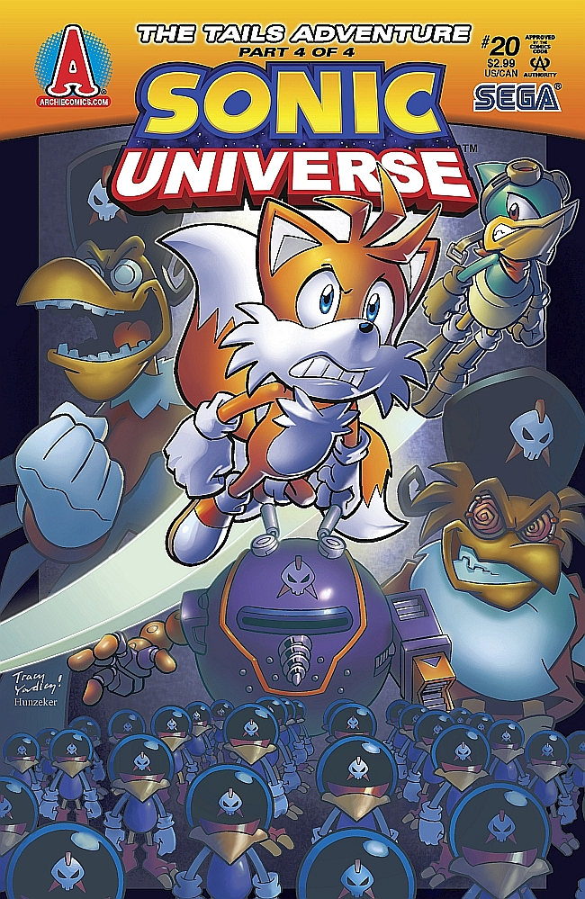 Sonic Universe Issue 20