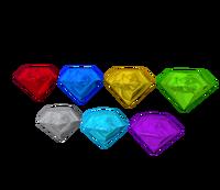 Chaos Emeralds Sonic Rush Adventure