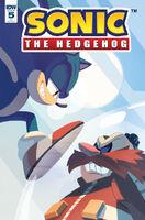 IDW Sonic 5