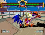 StF Sonic the Hedgehog and Fang the Sniper
