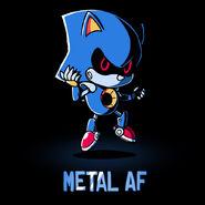 Teeturtle Art MetalAtomicForce