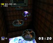 Final Egg DX Sonic 080