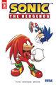 IDW Sonic 3 2nd Print