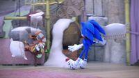 SB S1E50 Sticks Sonic play