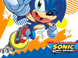 Archie Sonic Super Digest Special Edition Issue 9
