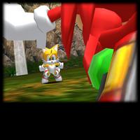 Sonic Adventure Credits (Tails 09)