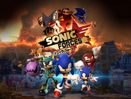 Sonic Forces promo JP