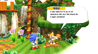 Tails After Challenge Classic